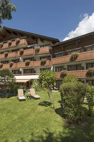 360° Hotel tour - Sunstar Hotel Klosters