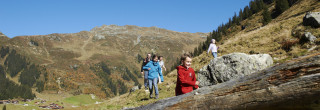 Madrisa-Land im Sommer - Hotel Klosters - Familienferien